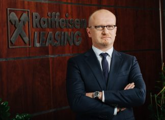 Piotr Warmuła, Dyrektor Sprzedaży ds. Rynków Strategicznych w Raiffeisen Leasing