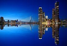 Rotterdam Holandia biura
