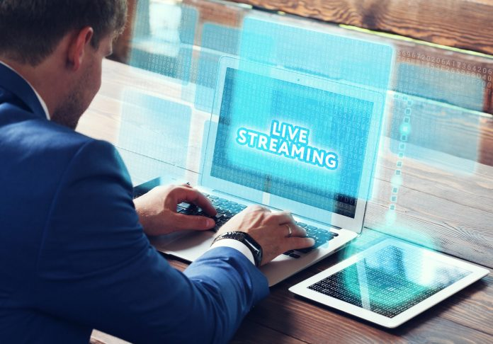 technologia live streaming