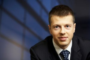 Robert Burdach, zarządzający funduszami akcji Union Investment TFI