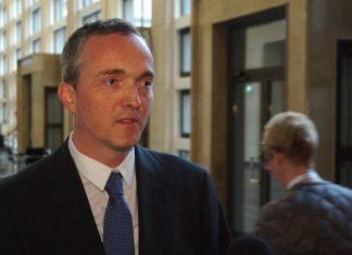 Ulrich Schwendimann z Polsko-Szwajcarskiej Izby Gospodarczej