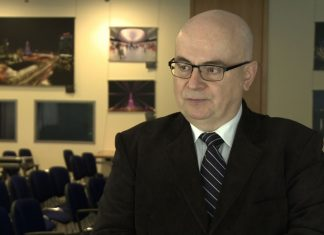 """Maciej Wroński, prezes zarządu Związku Pracodawców """"Transport iLogistyka Polska"""""""