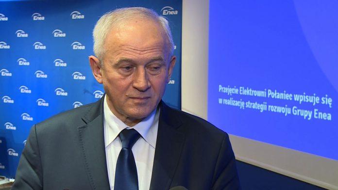 Enea inwestuje 1,26 mld zł w zakup elektrowni. Inwestycja ta ma zwiększyć bezpieczeństwo dostaw prądu