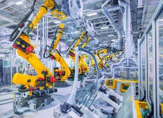 fabryka roboty