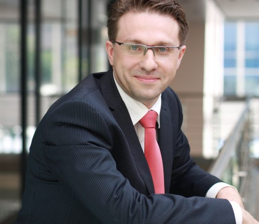 Marcin Lis, dyrektor pionu faktoringu w spółce Magellan