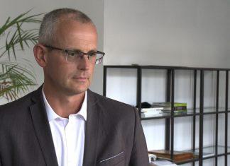 Piotr Rojek, prezes zarządu spółki DSR