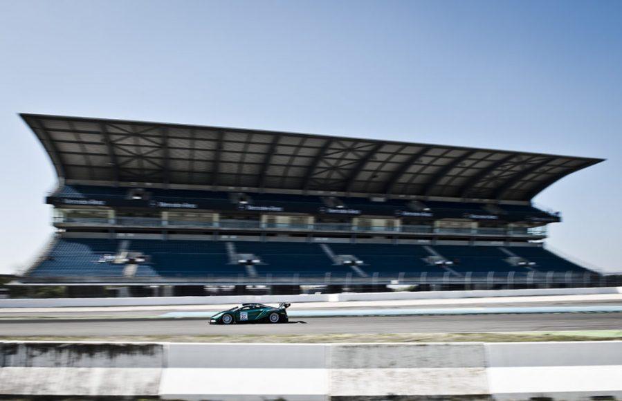 Arrinera Hussarya GT wyścig 2017