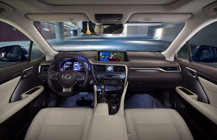 Lexus RX 450h – 2