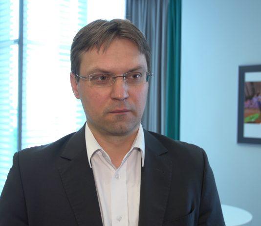 Sławomir Grzybek, dyrektor Departamentu Business Intelligence w BIK