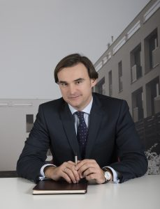 Tomasz Łapiński, członek zarządu Ronson Europe