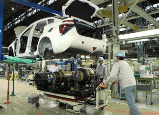 fabryka przemysł motoryzacyjny