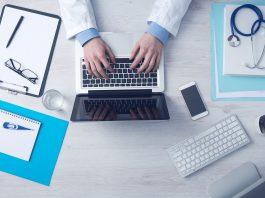 lekarz komputer telemedycyna