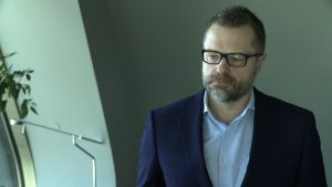 Dominik Drozdowski, wiceprezes zarządu HAWE Telekom Sp. z o.o.