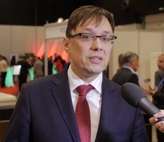 Grzegorz Mickiewicz, przedstawiciel Ministerstwa Rozwoju