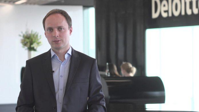 Marcin Lisiecki, Menadżer w dziale cyberbezpieczeństwa Deloitte