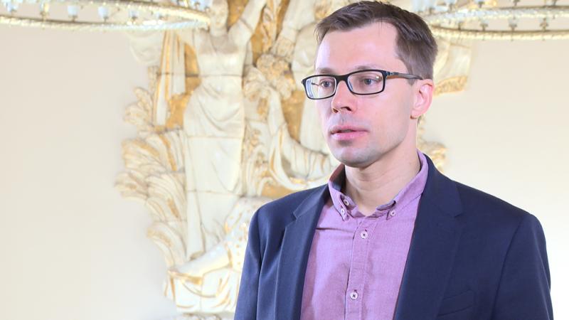 Sebastian Starzyński, prezes zarządu instytutu badawczego ABR SESTA