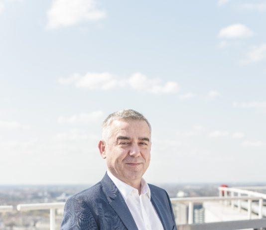 Dariusz Świąder, prezes zarządu Linux Polska