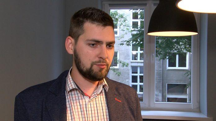 Mateusz Włoch, ekspert firmy INELO