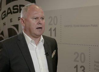 Sylwester Śmigiel, prezes Gaspol Energy