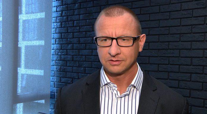 Szymon Mordasiewicz, dyrektor zarządzający Nielsen w Polsce