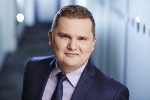 Grzegorz Drybała, Ekspert ds. Kluczowych Klientów w Union Investment TFI