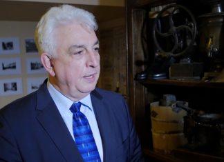 drzej Szumowski, wiceprezes zarządu Wyborowa Pernod Ricard, prezes Stowarzyszenia Polska Wódka