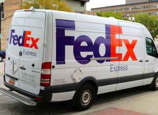 fedex kurier transport