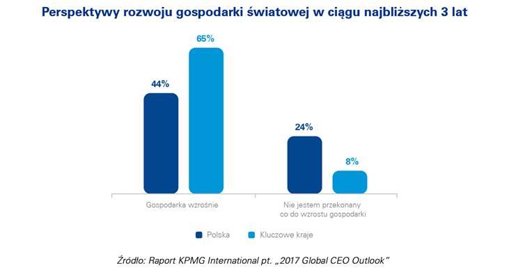 Optymistyczna przyszłość polskich i globalnych spółek`