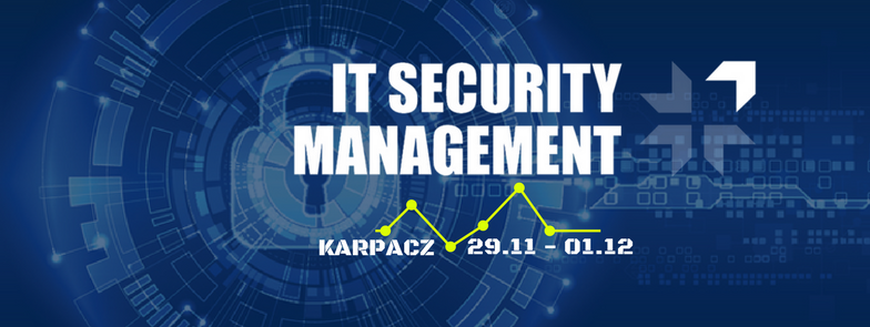 IT Security Management 29.11- 01.12 2017, Hotel Mercure Karpacz Resort