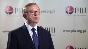 Andrzej Maciążek, wiceprezes Polskiej Izby Ubezpieczeń