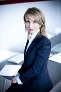 Anna Głowacz - dyrektor zarządzająca działem Industrial AXI IMMO