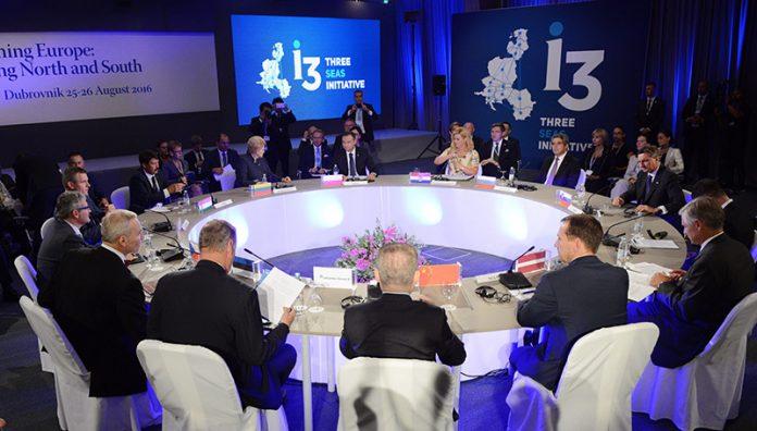 Polish and Lithuanian Presidents meeting