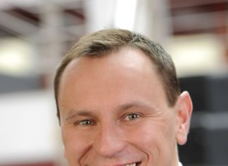 Mariusz Kulik, dyrektor generalny KiK w Polsce