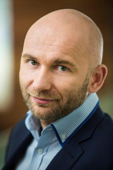 Michał Witkowski, dyrektor sprzedaży Skanska Residential Development Poland