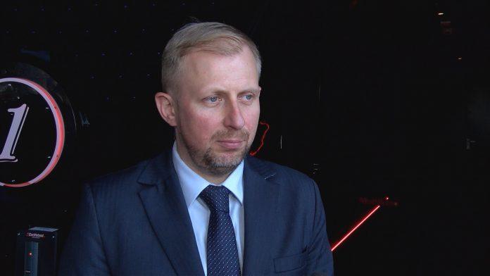 Paweł Kuskowski, prezes Coinfirm Blockchain Lab