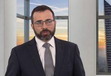 Przemysław Przybylski – dyrektor Biura Komunikacji Korporacyjnej i rzecznik prasowy w Credit Agricole