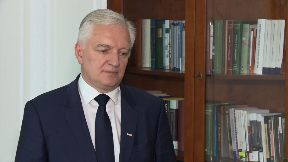 J. Gowin: każdą złotówkę wydaną na rozwój i badania będzie można odpisać od podatku. To wielka szansa na wsparcie innowacyjności w Polsce 1