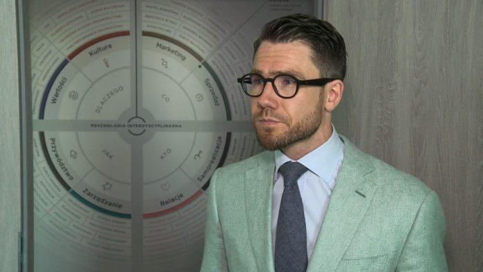 dr Mateusz Grzesiak, doradca biznesowy i psycholog