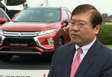 Mitsubishi wchodzi na rynek z nowym modelem Eclipse Cross. W przyszłym roku chce sprzedać 2 tys. egzemplarzy sportowego SUV-a