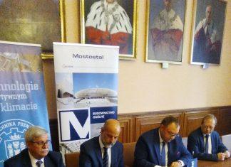 Mostostal Warszawa – podpisanie umowy