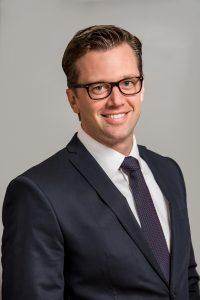 David Nath, dyrektor działu hotelowego na Europę Środkowo-Wschodnią w firmie Cushman & Wakefield