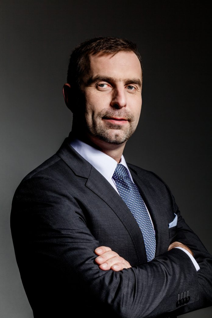 Robert Strzelecki, wiceprezes spółki TenderHut S.A.