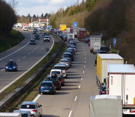samochód droga transport
