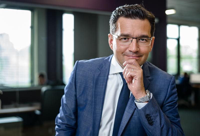 Dariusz Cegielski, Prezes Zarządu Trans Polonia S.A.