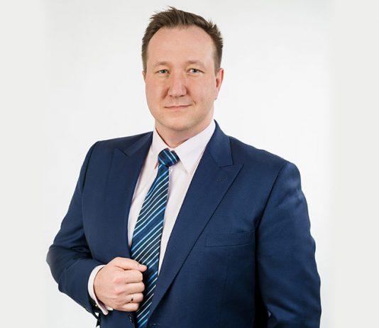 Krzysztof Krauze, prezes Intrum Justitia
