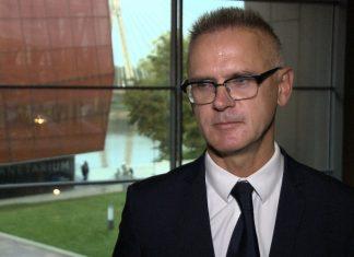 Cezary Urban, dyrektor działu środków ochrony roślin w BASF Polska