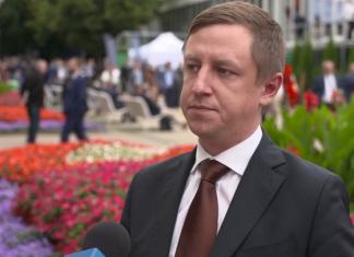 Wojciech Górniak, lider obszaru strategii itransformacji cyfrowych wDeloitte
