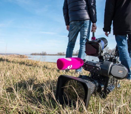 kamera media dziennikarz