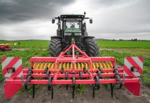 traktor rolnik