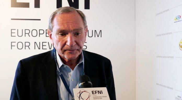 George Friedman, założyciel i prezes, Geopolitical Futures